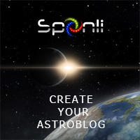 Create your Astroblog!