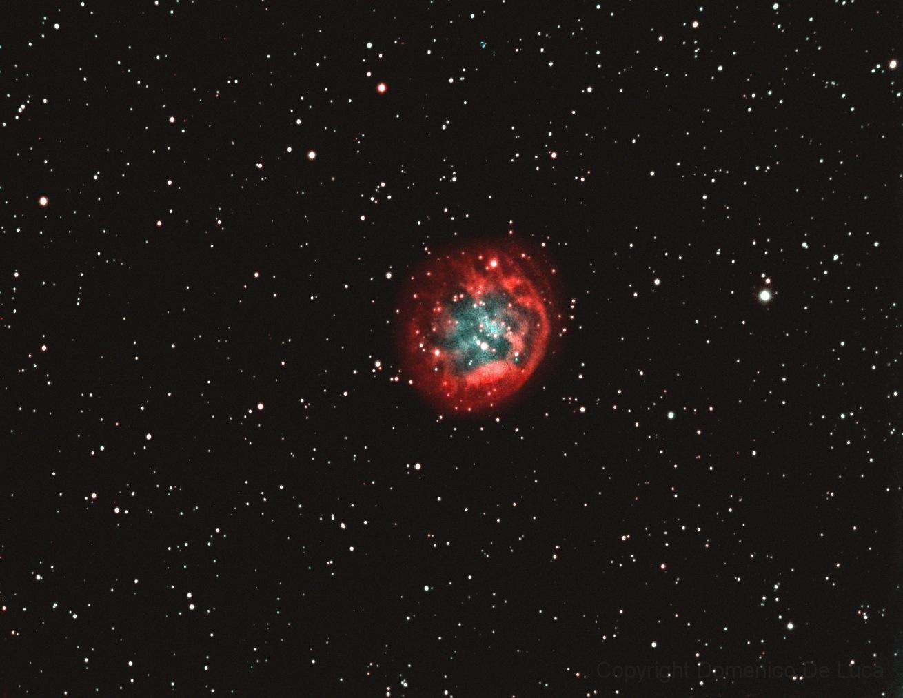 Sh2-290: planetary nebula in constellation Cancer   SPONLI ...