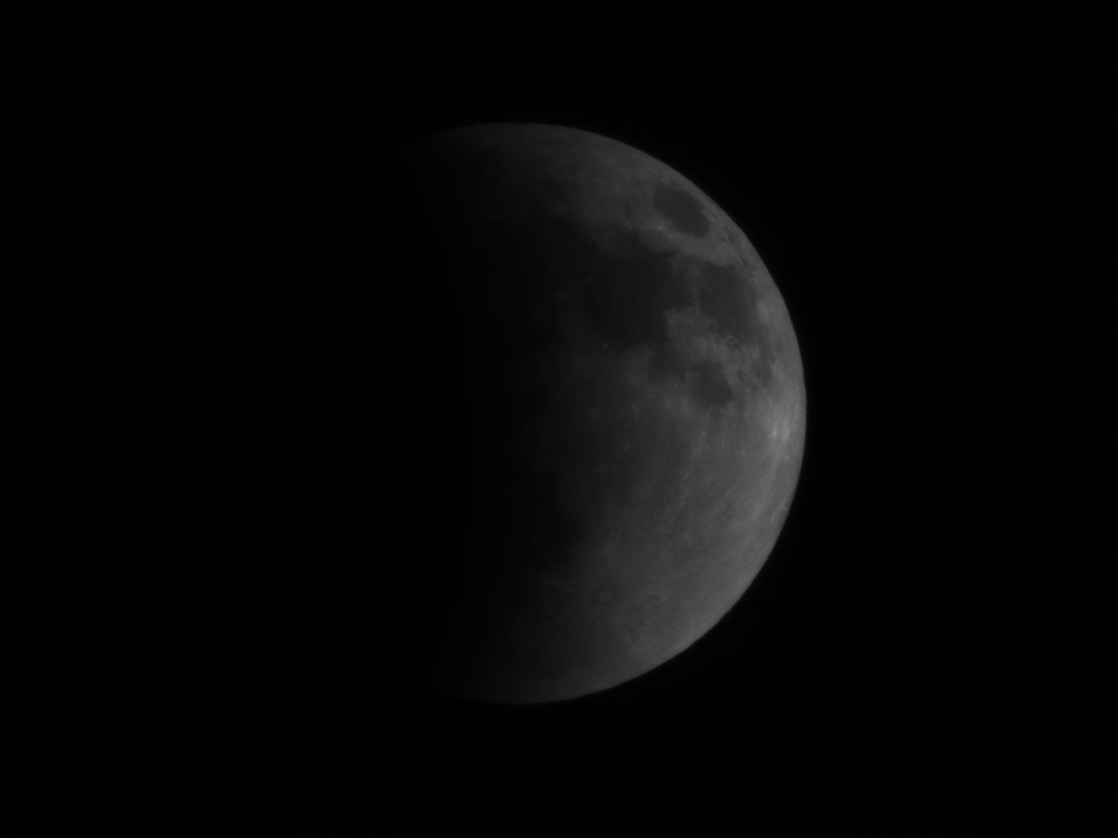 Total lunar eclipse. April 15, 2014 | SPONLI - News