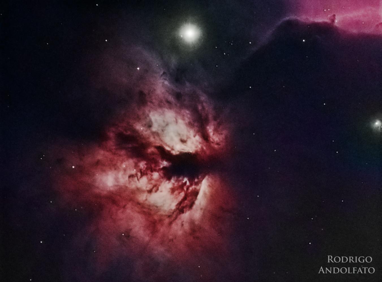 orion nebula sh2 - photo #45
