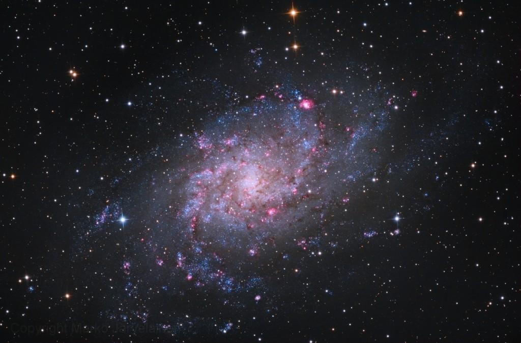 10 ноября галактика треугольника