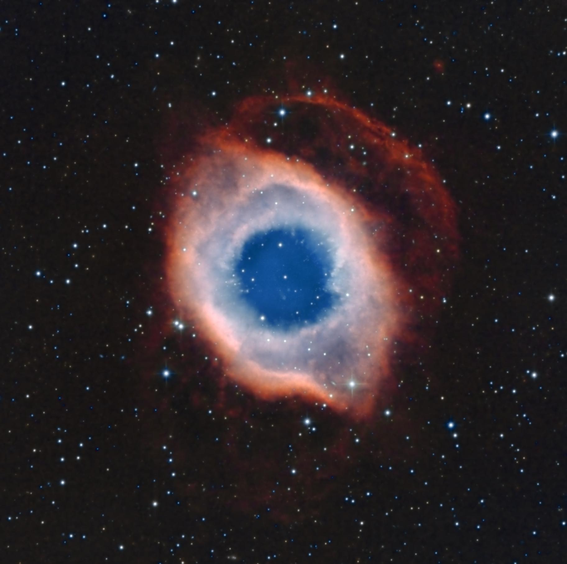 NGC7293, Helix Nebula – Eye of God   SPONLI - News
