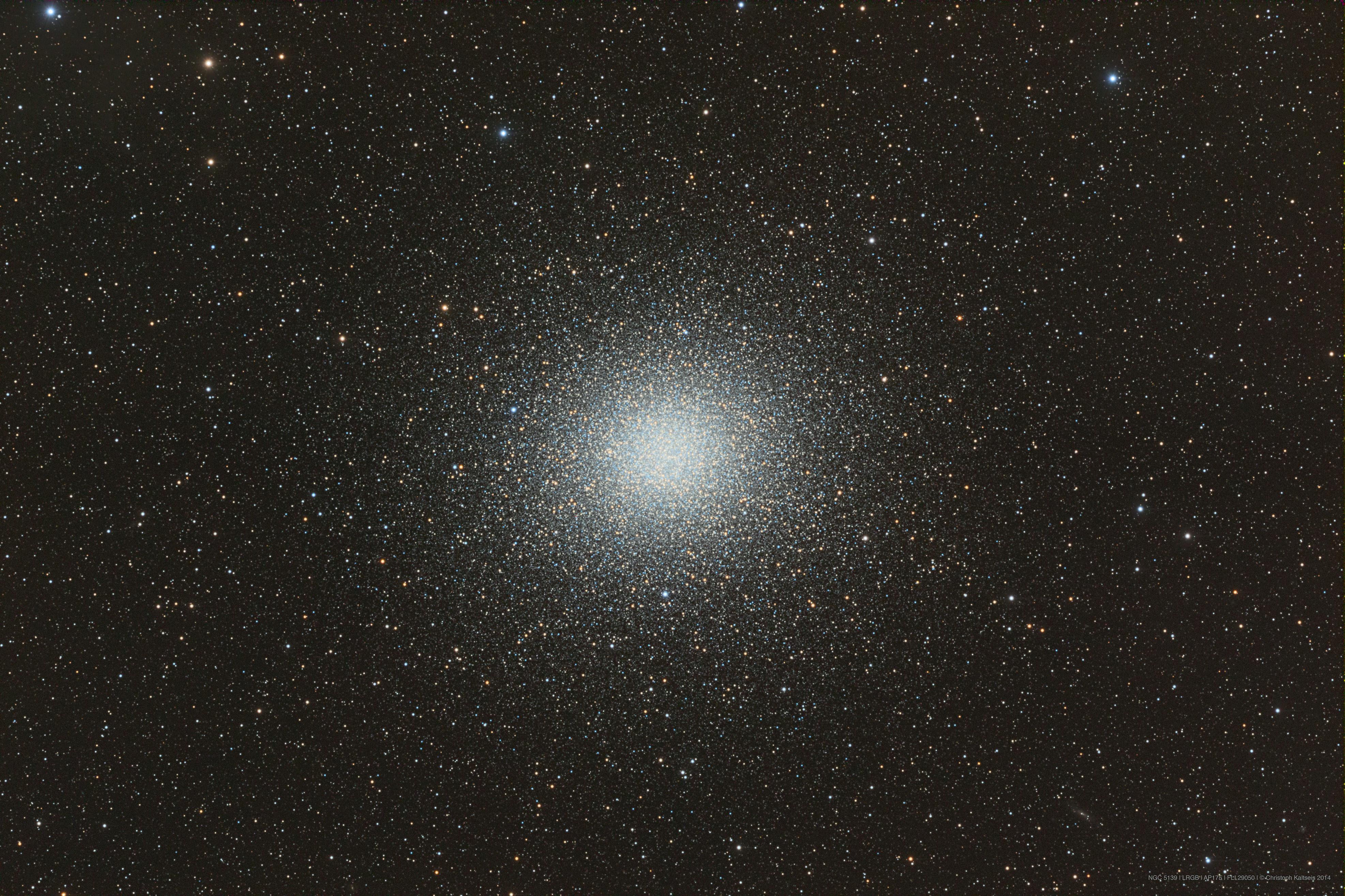 NGC 5139 / Chile 2014