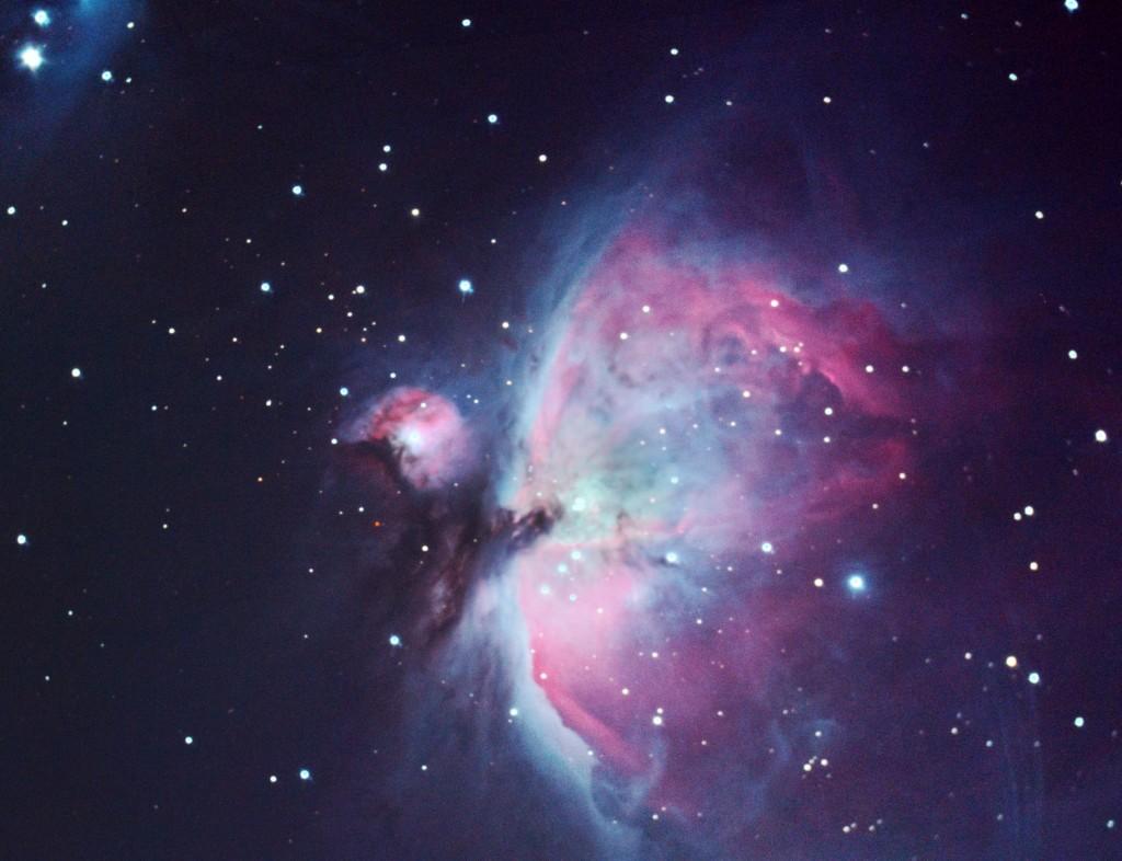 туманность ориона 12 ноября